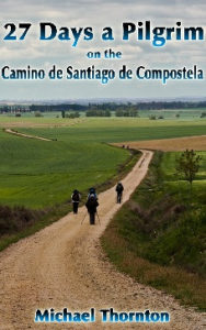 Book launch_27 Days a Pilgrim on the Camino....by M