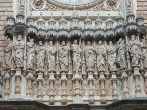 Above Montserrat Basilica