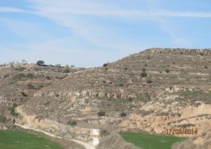Ancient hilltops