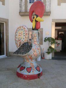 Barcelos cockerel