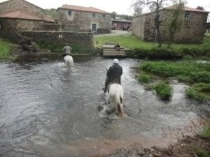 Fording yet another river