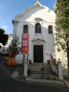 Igreja de Santiago, Lisbon