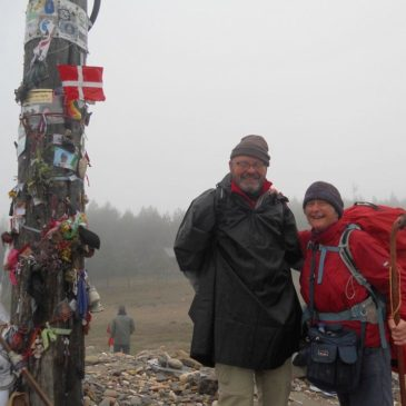 Walking The Camino With Type 1 Diabetes