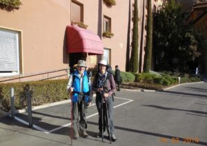 Leaving Montserrat and the start of an 1100k pilgrimage