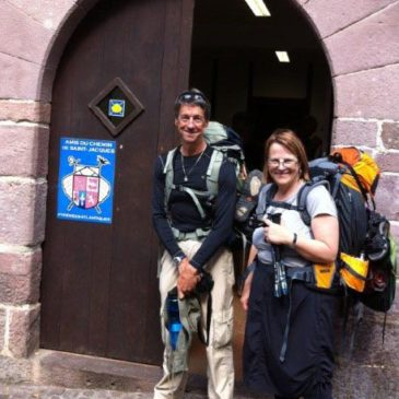From the Couch to the Camino
