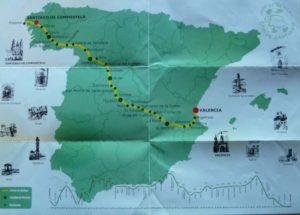 Levante map