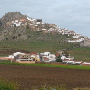 Walking the Camino From Granada to Santiago De Compostela, April-May 2014