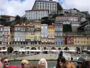 Porto: River front