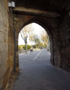 Puerta del Paseo Real