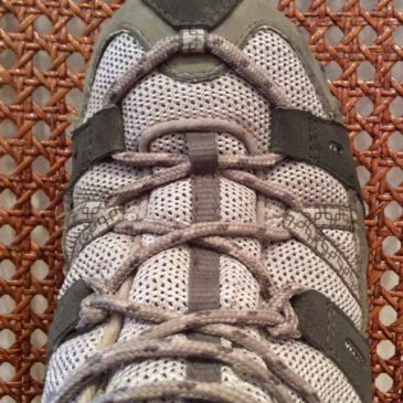 Blister Prevention – A Helpful Bootlace Tying Method