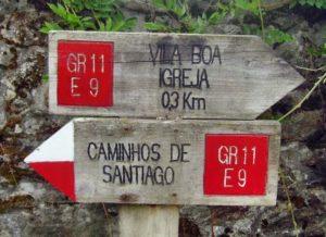 Short Caminos