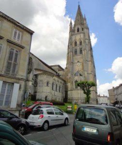 St-Eutrope, Saintes