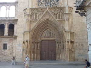 Valencia: Cathedral departure point