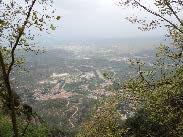 View from Santa Cecilia