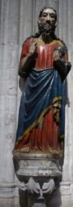 statue of San Salvador