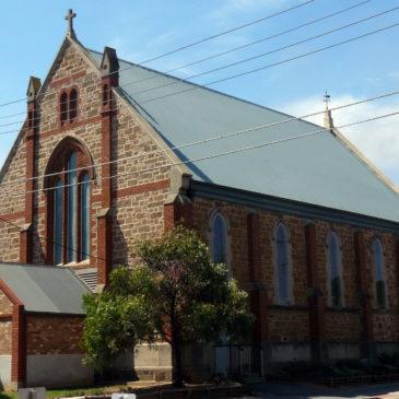 Churches of St James in Australia