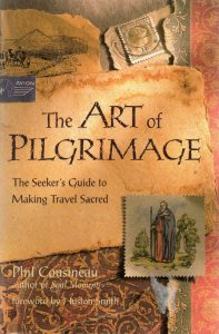 The Art of Pilgrimage, cover