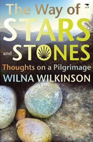 Book cover: The Way of the Stars and Stones thoughts on a pilgrimage