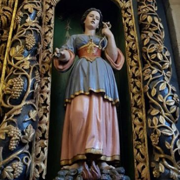 Discovering the Saints Along the Camino