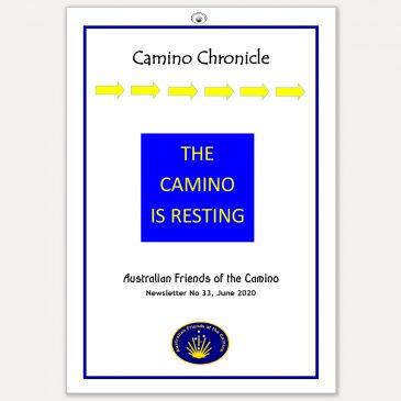 Camino Chronicle Newsletter No 33 June 2020