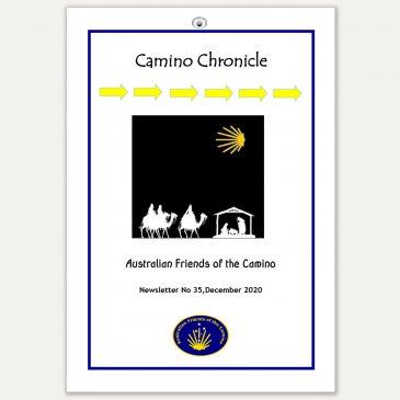 Camino Chronicle Newsletter No 35 December 2020
